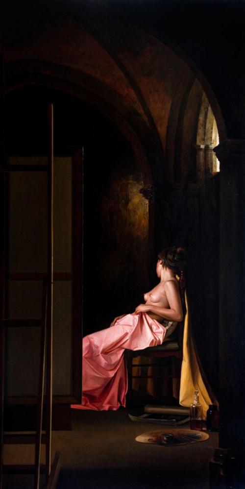 Художник Benito Leon (18 работ) (эротика)