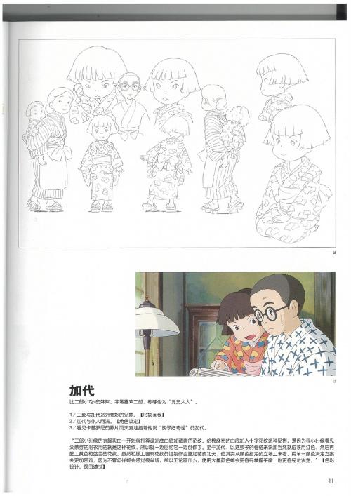 6 артбуков Мастера Хаяо Миядзаки в HQ качестве (1 часть) (205 фото)