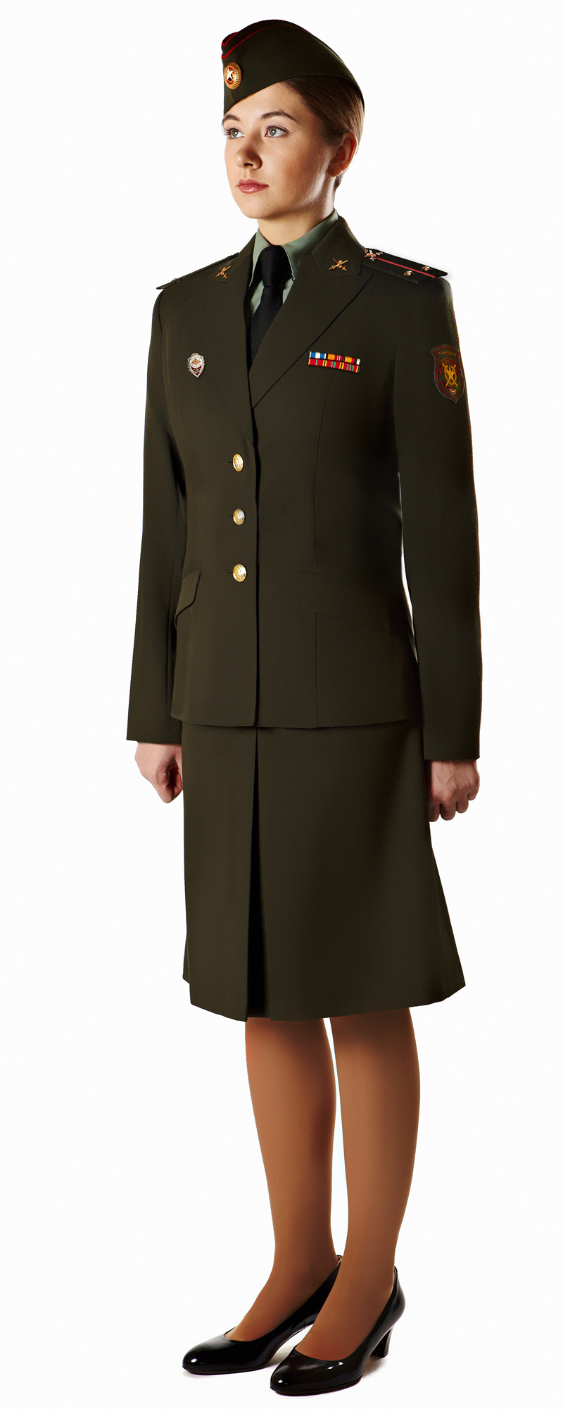 Одежда для военнослужащих