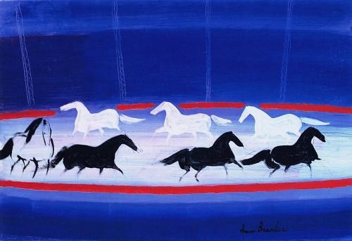 Artworks by Andre Brasilier (127 работ)