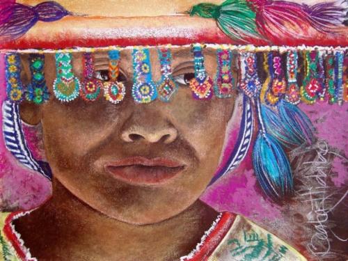 Художница Beatriz Hidalgo De La Garza (20 фото)