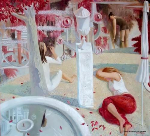 Художница Агафья Белая (20 работ)