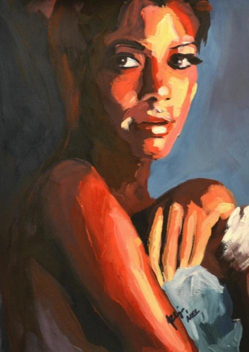 Художник Axel Rodriguez Martinez (20 работ) (эротика)