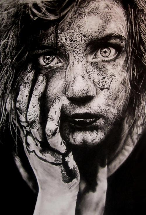 Художник Amber Jacobs (43 фото)