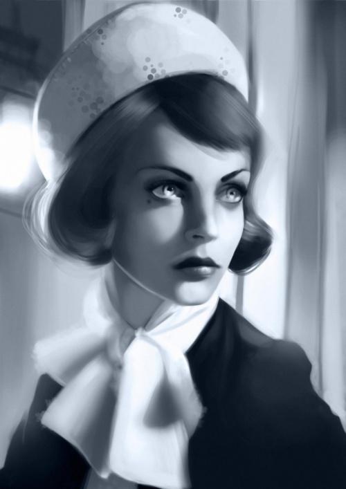 Иллюстратор из Нидерландов. Liza van Rees (18 фото)