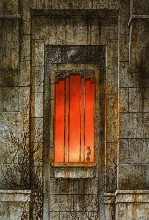 3 артбука Луиса Ройо в HQ качестве (1 часть) (121 фото)