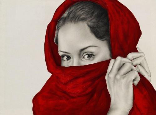 Художник-реалист. Carlos Oviedo (20 работ) (эротика)