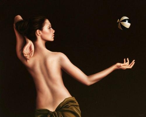 Художник-реалист. Carlos Oviedo (20 фото)