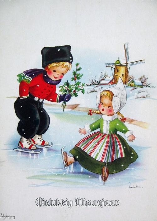 Postcards of the twentieth century - Valentine's Day 9 | Открытки ХХ века - День святого Валентина 9 (293 фото)