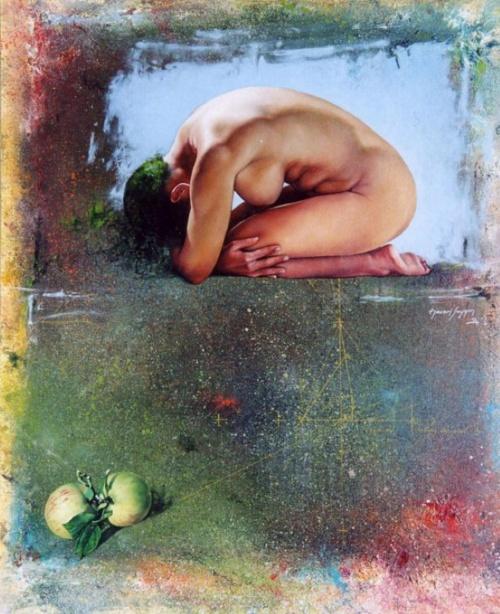 Художник Hasan Saygin (19 работ) (эротика)