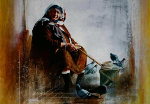 Художник Hasan Saygin (19 фото)