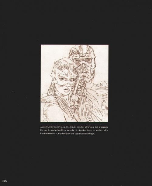 3 артбука Луиса Ройо в HQ качестве (3 часть) (162 фото)