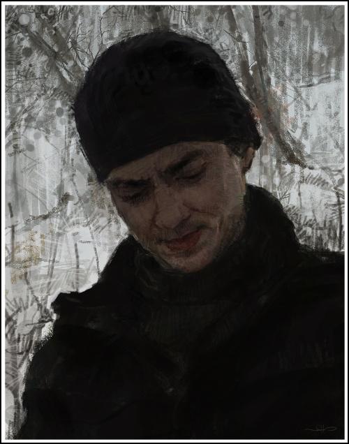 Работы художника - Александр Челышев (Alexander Chelyshev | Sanchiko) (86 фото)