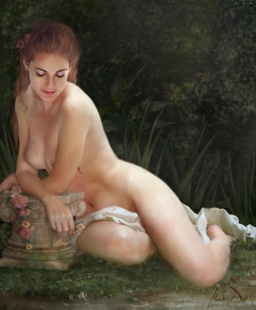 Художница Marta Dahlig (20 фото)