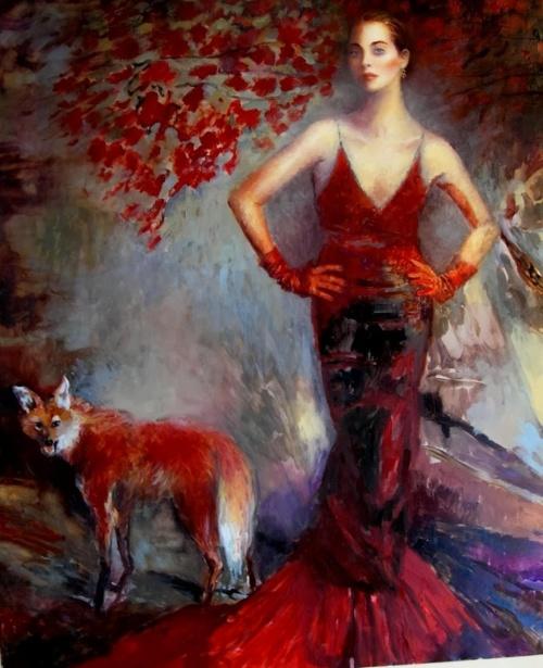 Художница Joanna Zjawinska (20 работ) (эротика)