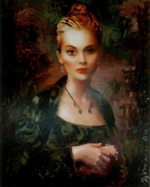 Художница Joanna Zjawinska (20 фото)
