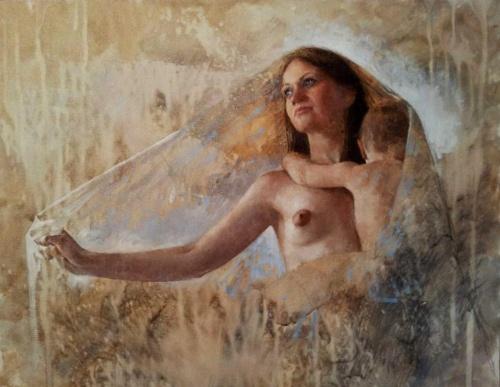 Балканский художник. Ljubo Popadic (20 работ) (эротика)