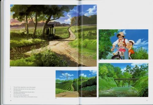 6 артбуков Мастера Хаяо Миядзаки в HQ качестве (5 часть) (89 фото)
