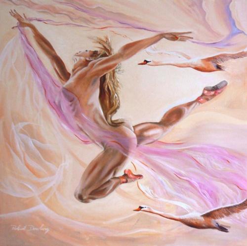 Художник Robert Doesburg (20 работ) (эротика)