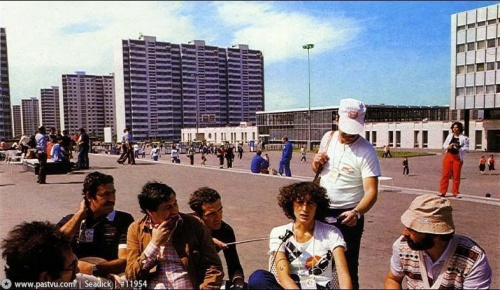 Олимпиада 80 (20 фото)
