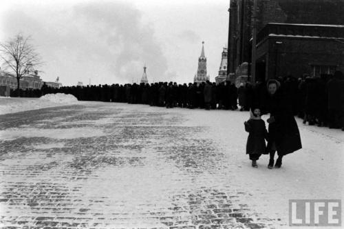 Москва 1959 года глазами американца Carl Mydans (80 фото)