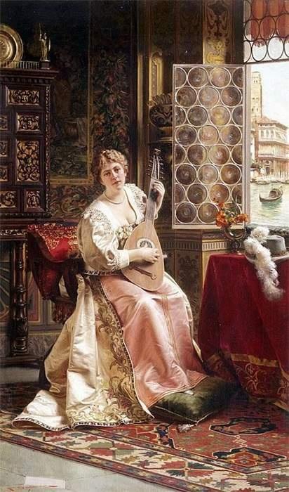 Charles Joseph Frederic SOULACROIX (1858-1933) (38 фото)