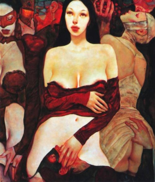 Художник Paul Laurenzi (19 работ) (эротика)