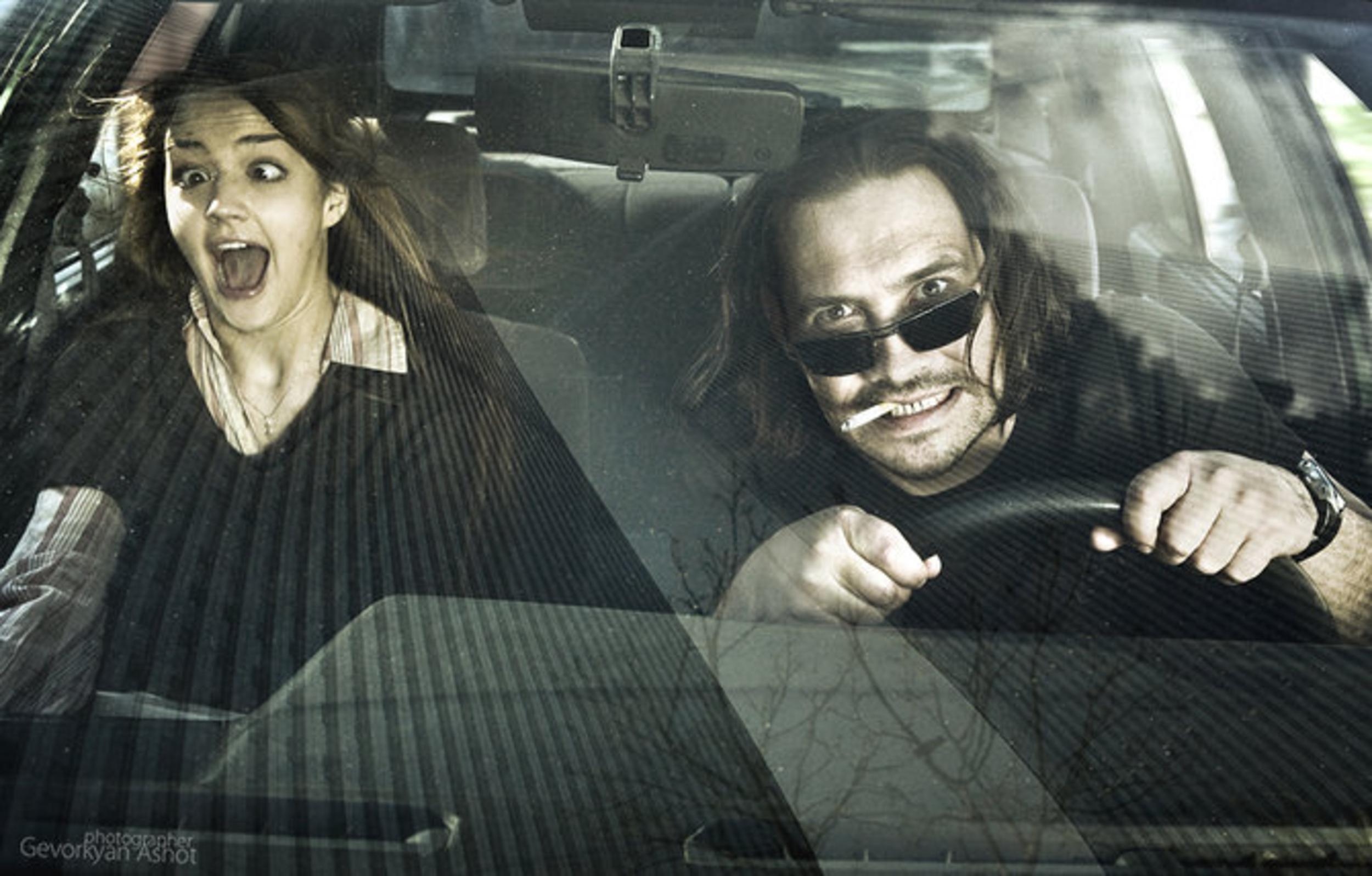 Что может произойти если сесть к незнакомцу в машину 5 фотография