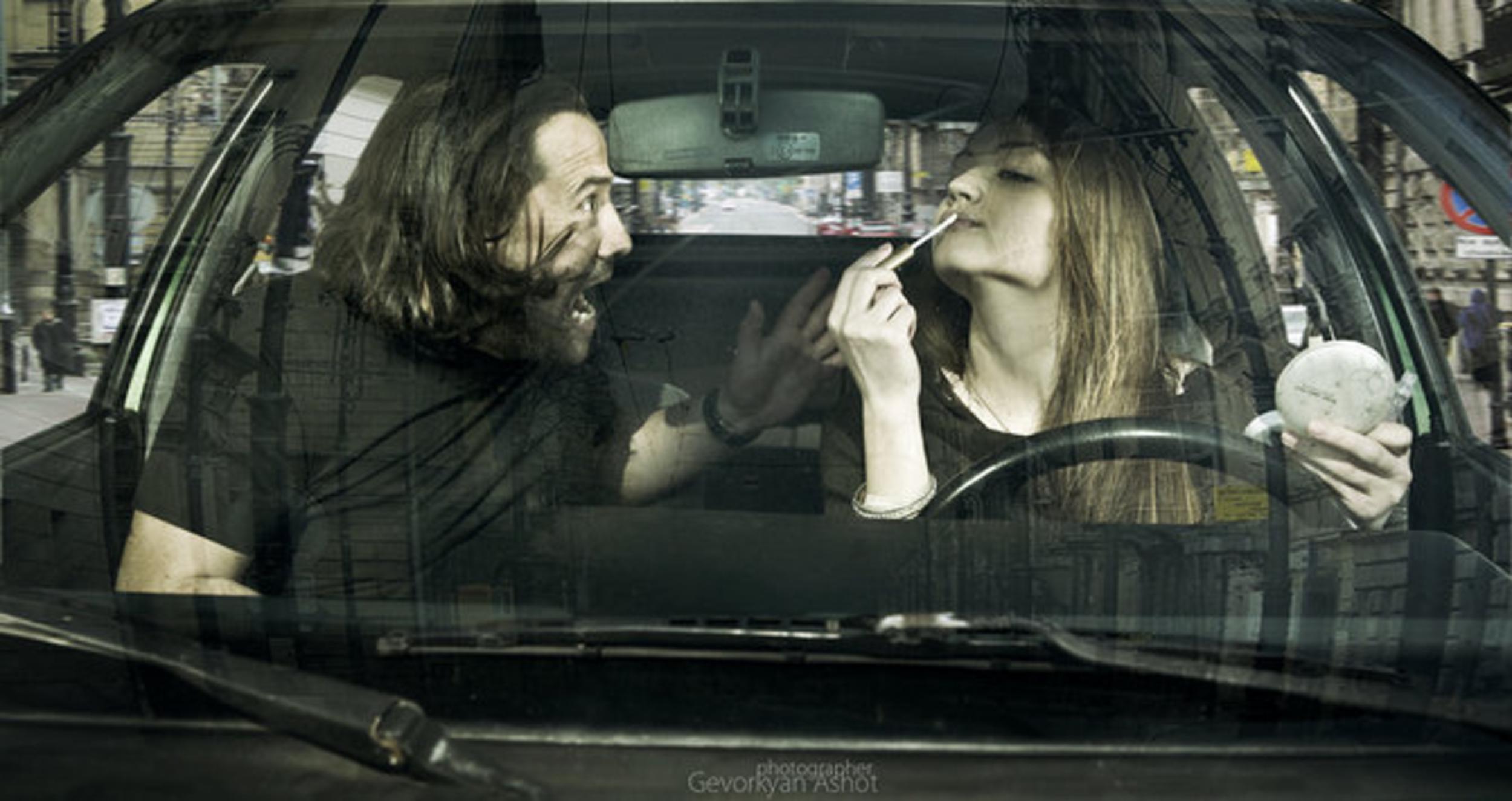 Что может произойти если сесть к незнакомцу в машину 3 фотография