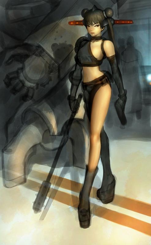 Artwork by Kyoungseok Oh (aka alien1452) (894 фото)