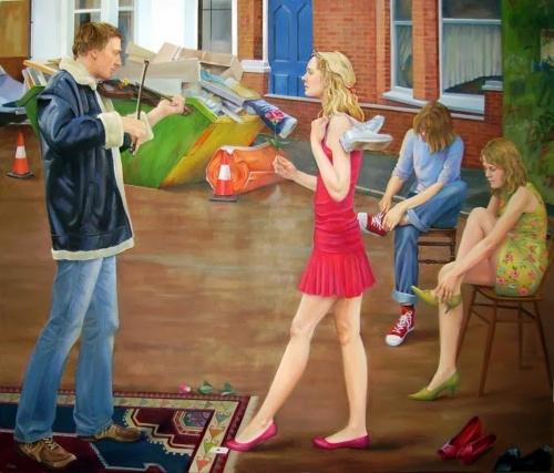 Художник Jane Eckles (41 работ)
