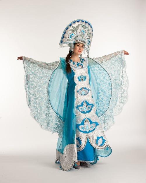 Русский национальный костюм 3 (63 фото)