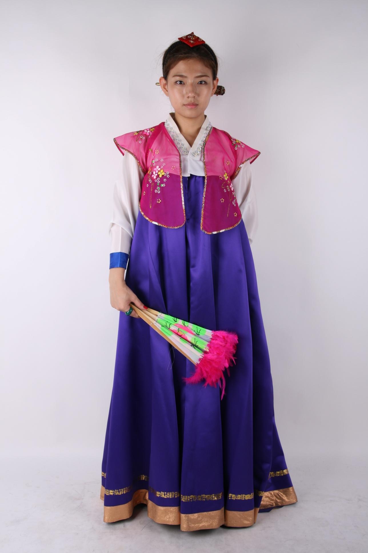 Как сшить корейский национальный костюм фото
