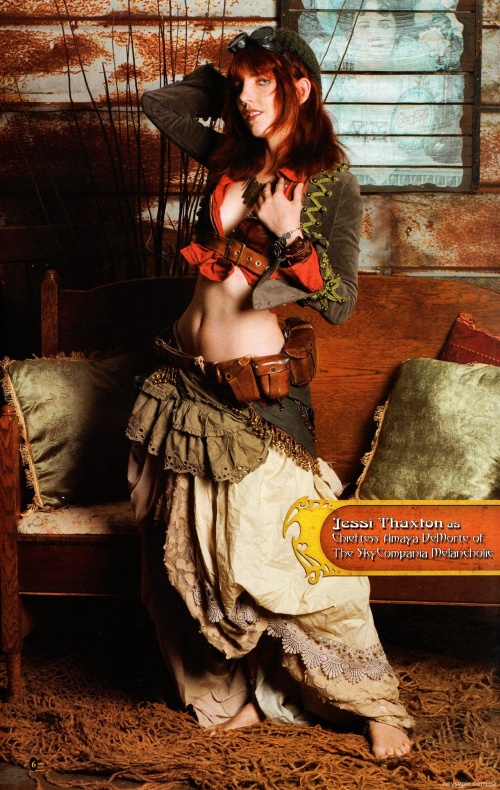 Victorian Secret Girls of Steampunk Summer Catalog (30 фото)