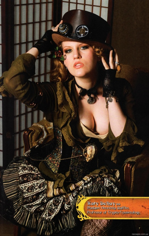 Victorian Secret Girls of Steampunk Summer Catalog (30 фото)