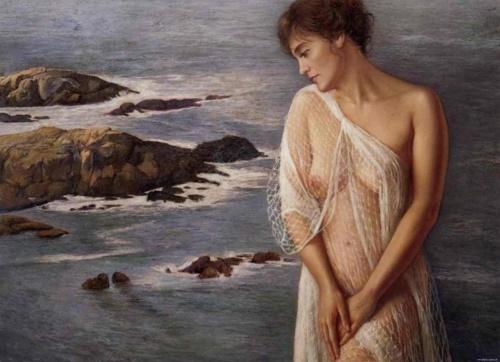 Художник Soledad Fernandez (20 работ) (эротика)