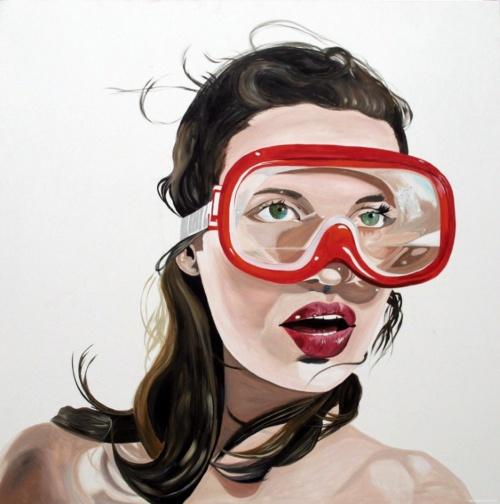 Художница Eloisa Ballivian (20 фото)