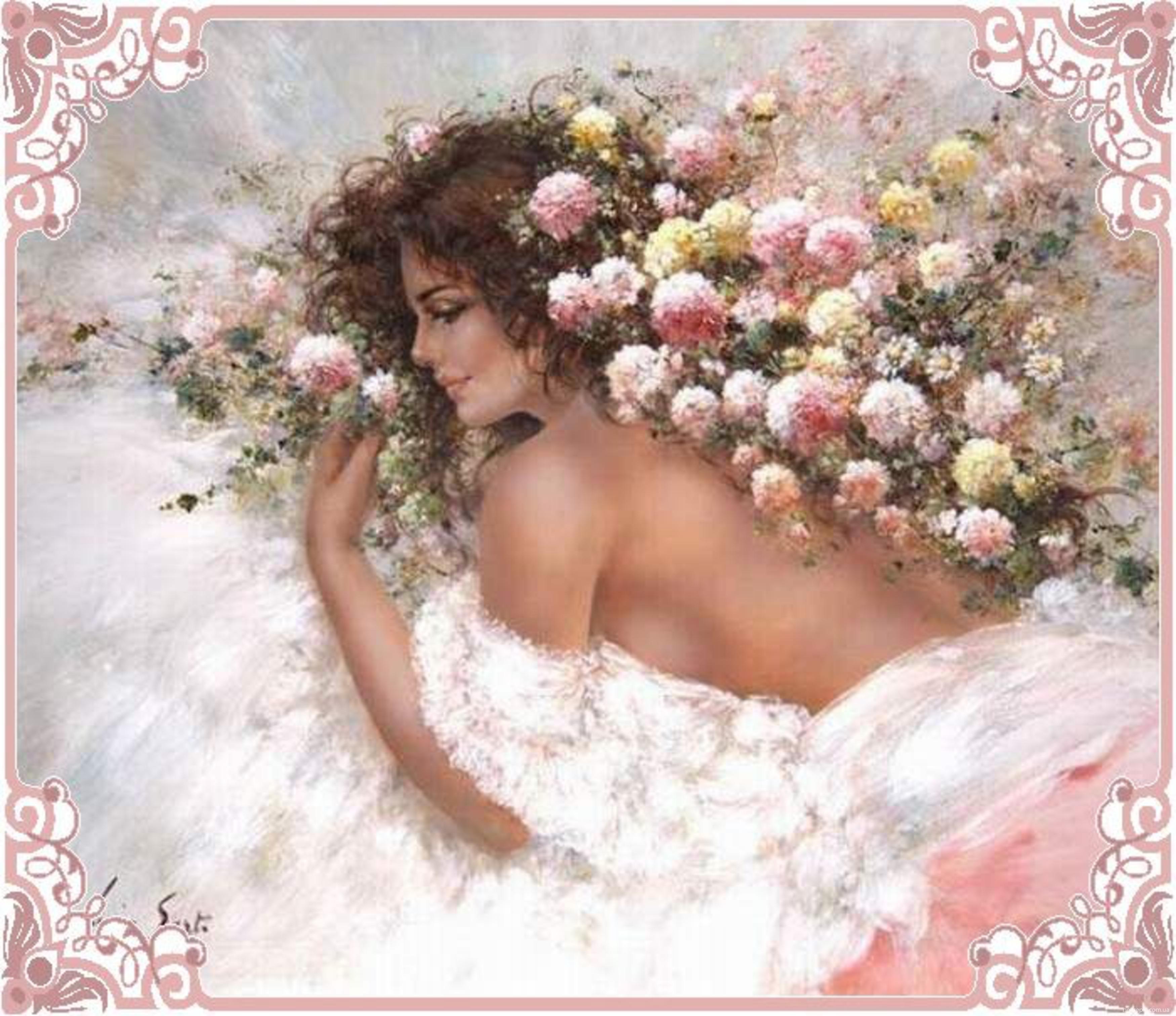 Фотографии прекрасных женщин 5 фотография