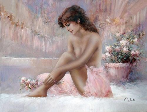Романтический реализм. Lucia Sarto (20 фото)