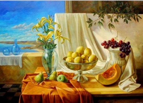 Испанский художник-сюрреалист. Alberto Pancorbo (19 работ)