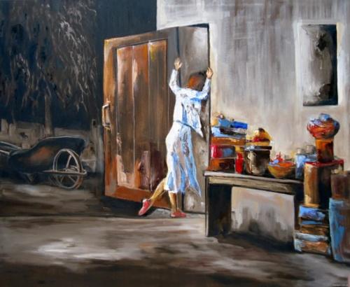 Аргентинская художница. Alicia Besada (20 фото)