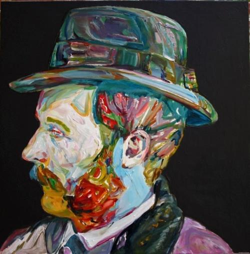 Монументальные портреты. Aaron Smith (20 работ)