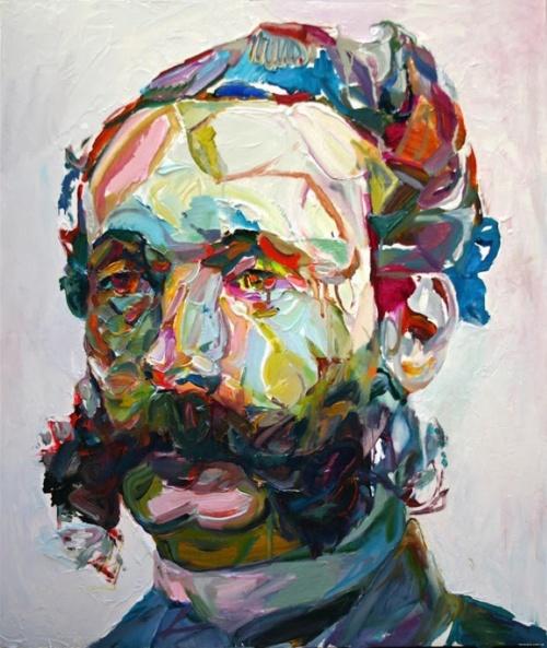 Монументальные портреты. Aaron Smith (20 фото)