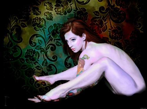 Художник-иллюстратор Innes McDougall (142 фото)