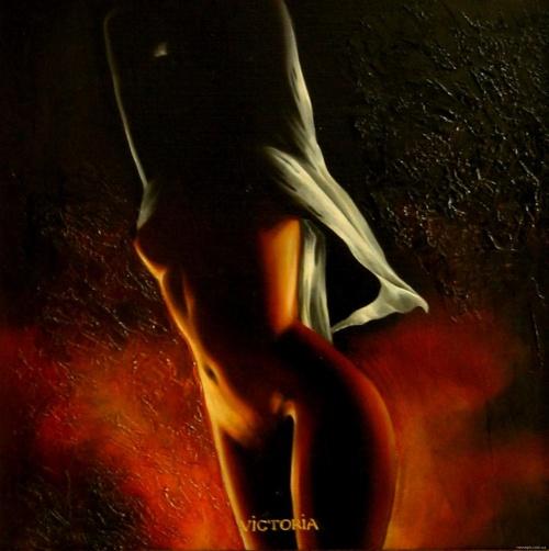 Художница Viktoria Stoyanova (20 работ) (эротика)