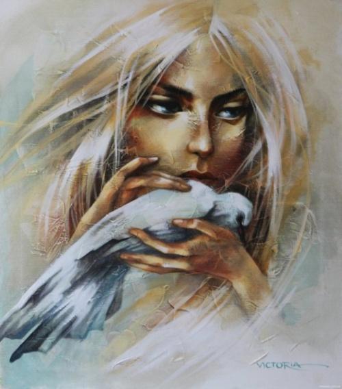 Художница Viktoria Stoyanova (20 фото)