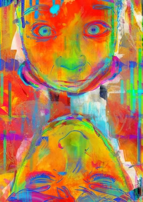 Цифровая живопись. Archan Nairo (20 фото)