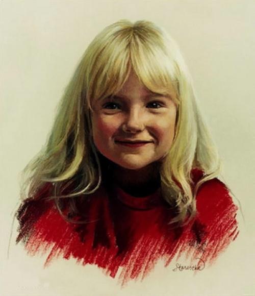 Художница-реалист Ardith Starostka (16 работ)