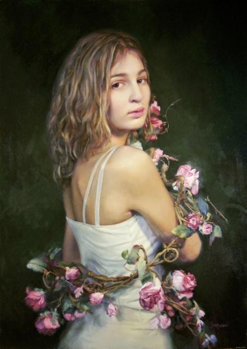 Художница-реалист Ardith Starostka (16 фото)