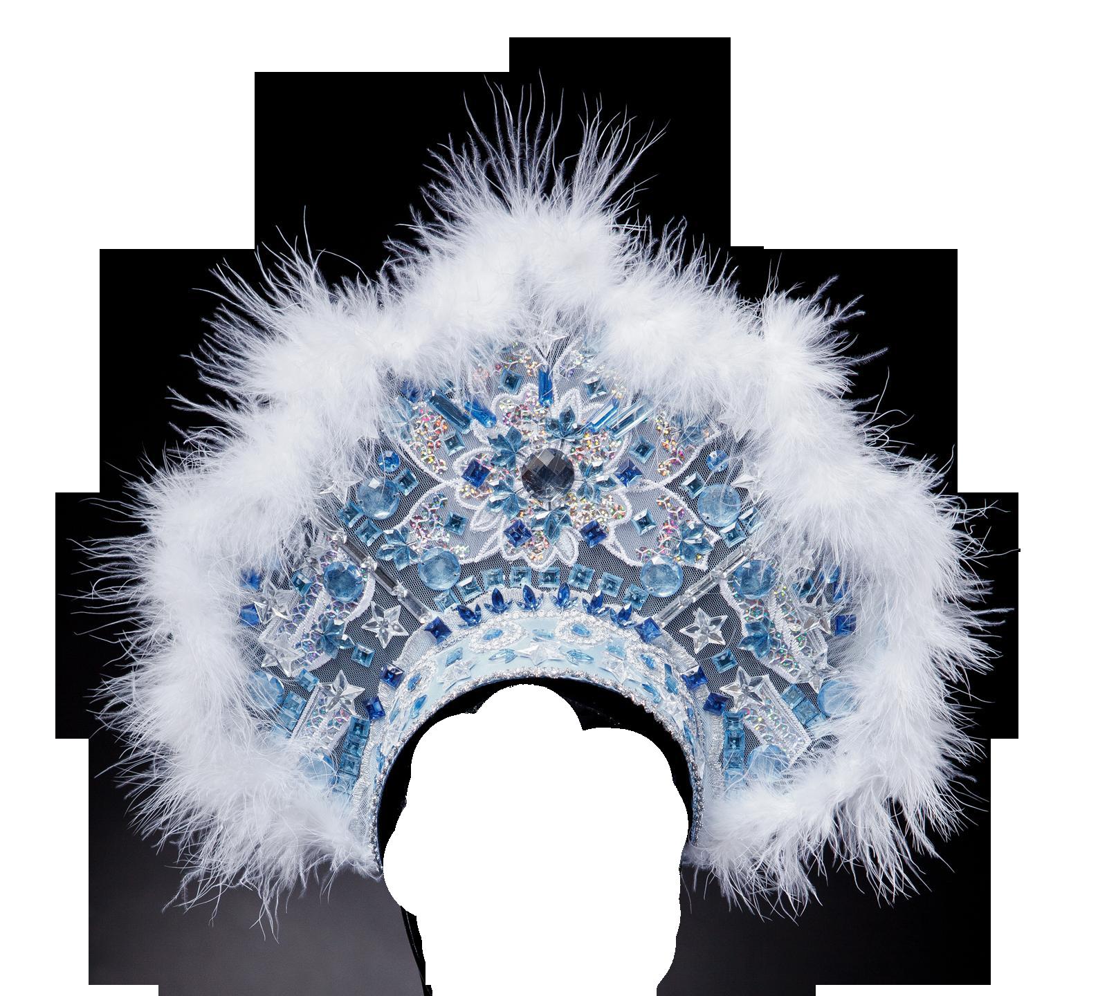 уборов фото снегурочки головных